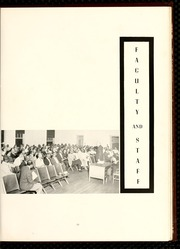 Page 15, 1956 Edition, North Carolina Central University - Eagle Yearbook (Durham, NC) online yearbook collection