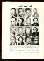 Page 16, 1956 Edition, North Carolina Central University - Eagle Yearbook (Durham, NC) online yearbook collection