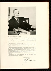 Page 9, 1956 Edition, North Carolina Central University - Eagle Yearbook (Durham, NC) online yearbook collection