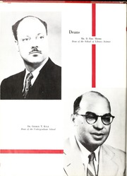 Page 14, 1960 Edition, North Carolina Central University - Eagle Yearbook (Durham, NC) online yearbook collection