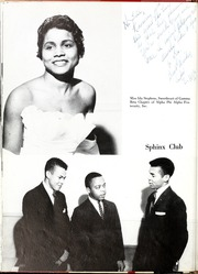 Page 54, 1960 Edition, North Carolina Central University - Eagle Yearbook (Durham, NC) online yearbook collection