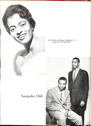 Page 56, 1960 Edition, North Carolina Central University - Eagle Yearbook (Durham, NC) online yearbook collection