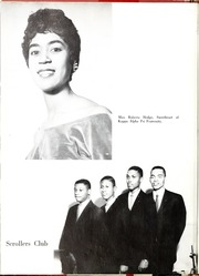 Page 58, 1960 Edition, North Carolina Central University - Eagle Yearbook (Durham, NC) online yearbook collection