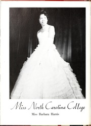 Page 60, 1960 Edition, North Carolina Central University - Eagle Yearbook (Durham, NC) online yearbook collection