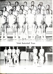 Page 69, 1960 Edition, North Carolina Central University - Eagle Yearbook (Durham, NC) online yearbook collection