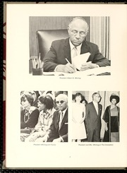 Page 12, 1971 Edition, North Carolina Central University - Eagle Yearbook (Durham, NC) online yearbook collection