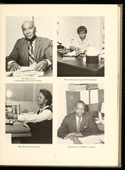 Page 13, 1971 Edition, North Carolina Central University - Eagle Yearbook (Durham, NC) online yearbook collection