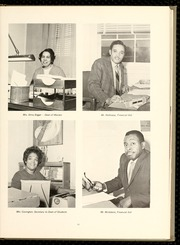 Page 15, 1971 Edition, North Carolina Central University - Eagle Yearbook (Durham, NC) online yearbook collection