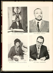 Page 16, 1971 Edition, North Carolina Central University - Eagle Yearbook (Durham, NC) online yearbook collection