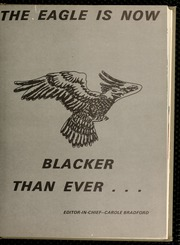 Page 5, 1971 Edition, North Carolina Central University - Eagle Yearbook (Durham, NC) online yearbook collection