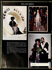 Page 10, 1972 Edition, North Carolina Central University - Eagle Yearbook (Durham, NC) online yearbook collection