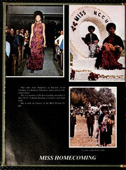 Page 14, 1972 Edition, North Carolina Central University - Eagle Yearbook (Durham, NC) online yearbook collection