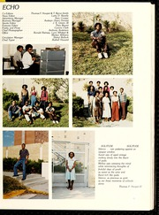 Page 15, 1979 Edition, North Carolina Central University - Eagle Yearbook (Durham, NC) online yearbook collection