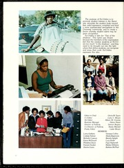 Page 16, 1979 Edition, North Carolina Central University - Eagle Yearbook (Durham, NC) online yearbook collection