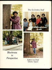 Page 17, 1979 Edition, North Carolina Central University - Eagle Yearbook (Durham, NC) online yearbook collection
