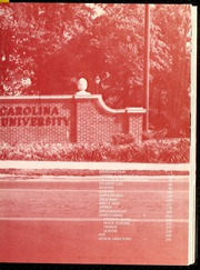 Page 3, 1979 Edition, North Carolina Central University - Eagle Yearbook (Durham, NC) online yearbook collection