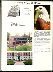 Page 12, 1980 Edition, North Carolina Central University - Eagle Yearbook (Durham, NC) online yearbook collection