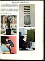 Page 13, 1980 Edition, North Carolina Central University - Eagle Yearbook (Durham, NC) online yearbook collection