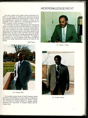 Page 9, 1980 Edition, North Carolina Central University - Eagle Yearbook (Durham, NC) online yearbook collection