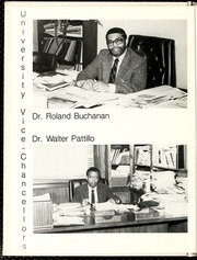Page 14, 1986 Edition, North Carolina Central University - Eagle Yearbook (Durham, NC) online yearbook collection