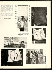 Page 17, 1986 Edition, North Carolina Central University - Eagle Yearbook (Durham, NC) online yearbook collection