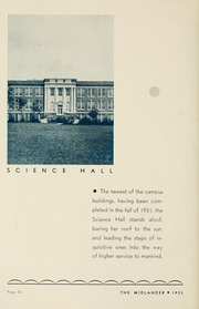 Page 12, 1933 Edition, Middle Tennessee State University - Midlander Yearbook (Murfreesboro, TN) online yearbook collection