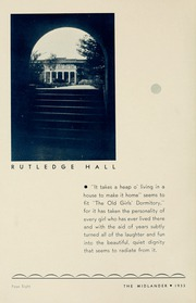 Page 14, 1933 Edition, Middle Tennessee State University - Midlander Yearbook (Murfreesboro, TN) online yearbook collection