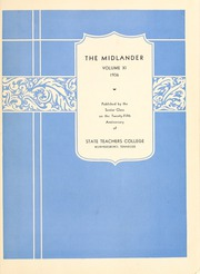 Page 5, 1936 Edition, Middle Tennessee State University - Midlander Yearbook (Murfreesboro, TN) online yearbook collection
