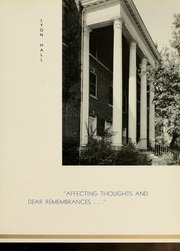 Page 15, 1940 Edition, Middle Tennessee State University - Midlander Yearbook (Murfreesboro, TN) online yearbook collection