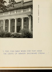Page 16, 1940 Edition, Middle Tennessee State University - Midlander Yearbook (Murfreesboro, TN) online yearbook collection