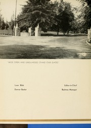 Page 6, 1940 Edition, Middle Tennessee State University - Midlander Yearbook (Murfreesboro, TN) online yearbook collection