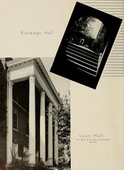 Page 16, 1941 Edition, Middle Tennessee State University - Midlander Yearbook (Murfreesboro, TN) online yearbook collection