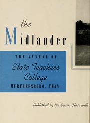 Page 6, 1941 Edition, Middle Tennessee State University - Midlander Yearbook (Murfreesboro, TN) online yearbook collection