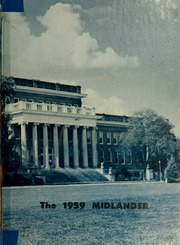 Page 1, 1959 Edition, Middle Tennessee State University - Midlander Yearbook (Murfreesboro, TN) online yearbook collection