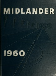 Page 1, 1960 Edition, Middle Tennessee State University - Midlander Yearbook (Murfreesboro, TN) online yearbook collection
