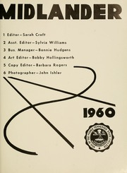 Page 5, 1960 Edition, Middle Tennessee State University - Midlander Yearbook (Murfreesboro, TN) online yearbook collection