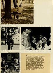 Page 15, 1968 Edition, Middle Tennessee State University - Midlander Yearbook (Murfreesboro, TN) online yearbook collection