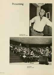 Page 12, 1979 Edition, Middle Tennessee State University - Midlander Yearbook (Murfreesboro, TN) online yearbook collection