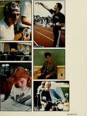 Page 7, 1985 Edition, Middle Tennessee State University - Midlander Yearbook (Murfreesboro, TN) online yearbook collection