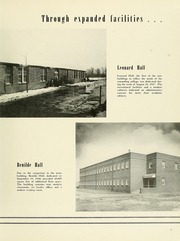 Page 11, 1949 Edition, La Salle University - Explorer Yearbook (Philadelphia, PA) online yearbook collection