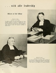 Page 14, 1949 Edition, La Salle University - Explorer Yearbook (Philadelphia, PA) online yearbook collection