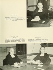 Page 15, 1949 Edition, La Salle University - Explorer Yearbook (Philadelphia, PA) online yearbook collection