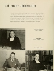Page 16, 1949 Edition, La Salle University - Explorer Yearbook (Philadelphia, PA) online yearbook collection