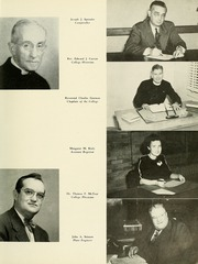 Page 17, 1949 Edition, La Salle University - Explorer Yearbook (Philadelphia, PA) online yearbook collection