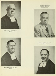 Page 10, 1951 Edition, La Salle University - Explorer Yearbook (Philadelphia, PA) online yearbook collection