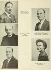 Page 12, 1951 Edition, La Salle University - Explorer Yearbook (Philadelphia, PA) online yearbook collection