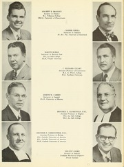Page 15, 1951 Edition, La Salle University - Explorer Yearbook (Philadelphia, PA) online yearbook collection