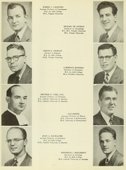 Page 16, 1951 Edition, La Salle University - Explorer Yearbook (Philadelphia, PA) online yearbook collection