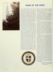 Page 14, 1981 Edition, La Salle University - Explorer Yearbook (Philadelphia, PA) online yearbook collection