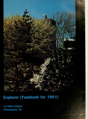 Page 5, 1981 Edition, La Salle University - Explorer Yearbook (Philadelphia, PA) online yearbook collection